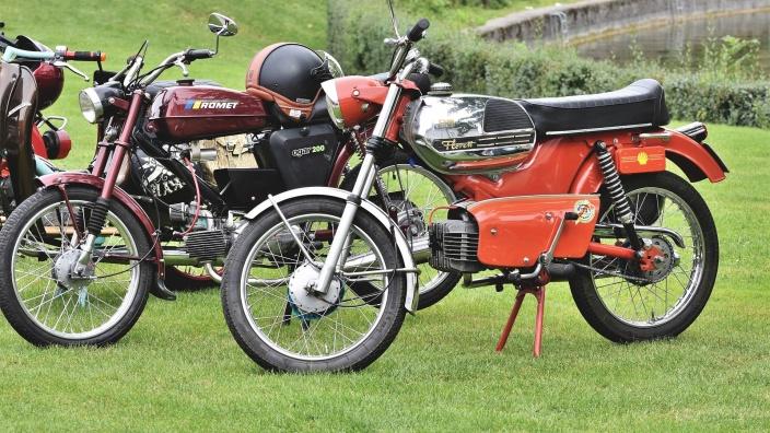 Themenbild: Mopedführerschein
